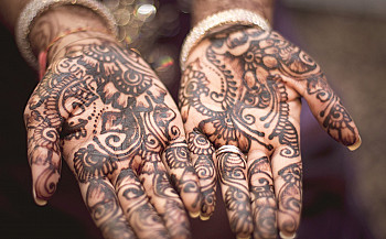 Henna is not only used as a cosmetic