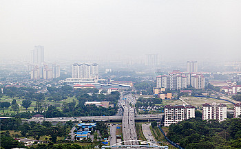 Haze in Malaysia: equivalent to smoking 5 cigarettes a day