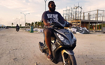 From the wheelchair to the motorbike: the birth of an advocate